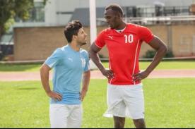 Video: Usain Bolt intenta cansar al 'Kun' Agüero en spot publicitario