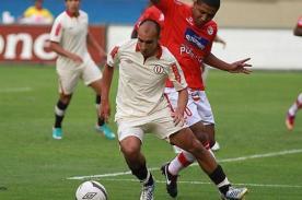 Resultado del partido: Universitario vs Juan Aurich (0-1) – Descentralizado 2013