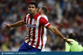 Resultado del partido: Real Madrid vs Atlético Madrid (0-1) - Liga BBVA