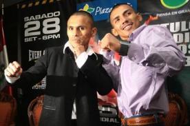 Boxeo en vivo: 'Chiquito' Rossel vs José Alfredo Zúñiga - Minuto a minuto