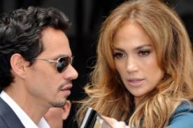Jennifer López lanzará un libro basado en su divorcio de Marc Anthony