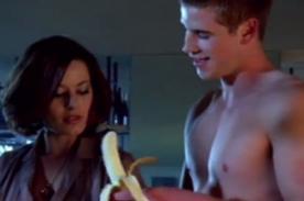 Liam Hemsworth en inédita escena sexual cuando era adolescente - Video
