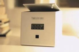 Crean 'cápsula del tiempo' para guardar regalos de Navidad