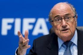 Josep Blatter anuncia su posible retiro de la FIFA