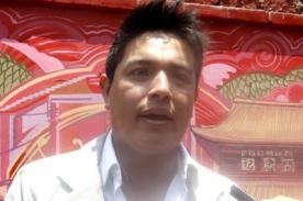 Leonard León se preocupó por el accidente de Karla Tarazona