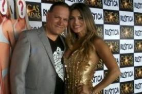 Vanessa Jerí es la nueva 'Chica Dorada'