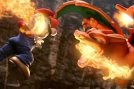 Lanzan tráiler de Super Smash Bros con nuevos personajes - VIDEO