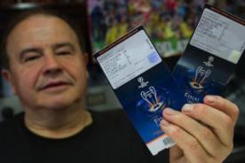 Champions League: Ofrecen auto por una entrada a la final
