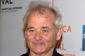 Bill Murray da el mejor consejo para encontrar a tu media naranja - VIDEO