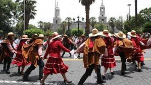28 de julio: dia de las fiestas patrias peru