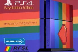 Conoce el Gaystation: La versión gay del Playstation 4 [Fotos]