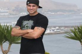 Gino Assereto se muestra incondicional a Jazmín Pinedo