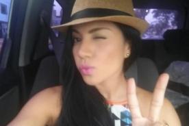 ¿Diana Sánchez reveló por error cuándo se casan Paolo Guerrero y Alondra García?