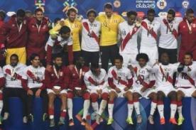 Copa América 2015: Lo que no se vio del Perú vs Paraguay - VIDEO