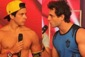 Combate: ¡Mario Hart AMENAZA a producción del reality con este mensaje a Nicola Porcella!