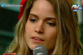 Combate: ¿Michela Elías se irá del programa por estas razones? - VIDEO