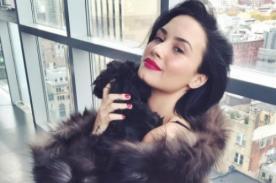 Demi Lovato cuenta la ventaja de tener novio latino
