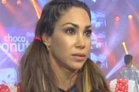 ¿Melissa Loza quedó como MENTIROSA tras polémico audio? - VIDEO