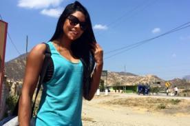 Facebook: Rocío Miranda deleita a fans con fotazo por Fiestas Patrias - FOTO