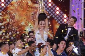 ¿Rosángela Espinoza revela que tiene una hija tras triunfar en Reyes del Show?