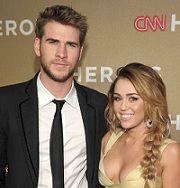 Miley Cyrus sobre su novio en traje: Sentía que volaban corazones de mis ojos