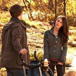 Megan Fox en las primeras fotos de Friends With Kids