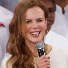 Nicole Kidman: Ya puedo mover mi frente otra vez
