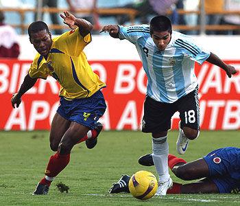 América TV en vivo: Copa América 2011 - Argentina vs Colombia - Desde las 7:30 pm