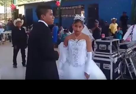 El caso de 'la novia más triste del mundo' ha causado gran indignación en las redes sociales [VÍDEO]