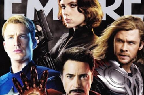 The Avengers: Empire Magazine revela nuevas fotos del filme