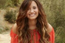 Demi Lovato: Las cámaras me ponen nerviosa