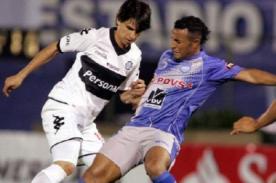 Video del Emelec vs Olimpia (1-0) - Copa Libertadores 2012