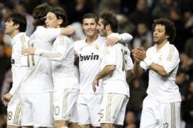 Gol del Rayo Vallecano vs Real Madrid (0-1) - Minuto a Minuto - Liga