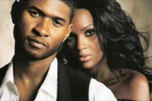 Usher acusa a su ex esposa de agredir y escupir a su actual pareja