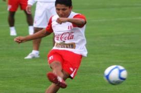 Fútbol peruano: Raúl Ruidíaz se sumó a los trabajos de la selección