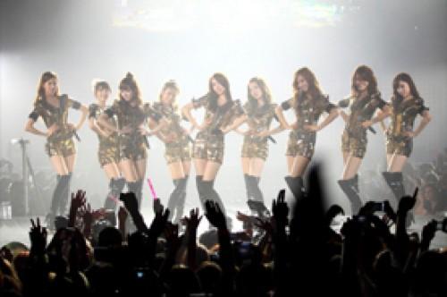 Girls' Generation es elegido el grupo K-Pop con mejor presentación en Japón