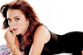 Lindsay Lohan será Elizabeth Taylor en nuevo filme para televisión