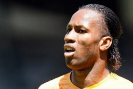 Video: Drogba casi sufre tragedia por anotar goles para Costa de Marfil