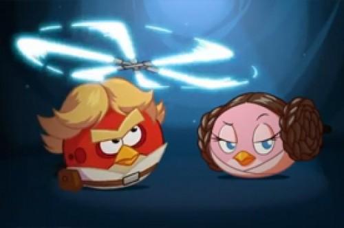 Angry Birds Star Wars: Nuevo teaser del juego (Video)