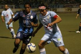 Real Garcilaso vs César Vallejo (1-1) en vivo por CMD - Descentralizado 2012