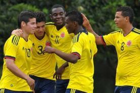 Goles del Colombia vs Ecuador (2-1) - Hexagonal final Sub 20 - Video