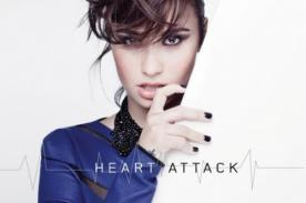 Demi Lovato estrena su nuevo tema 'Heart Attack' - Audio