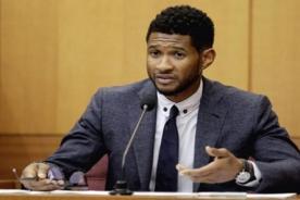 Ex esposa de Usher exige custodia de sus hijos tras accidente