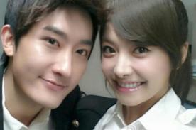 Victoria de F(x) habla sobre escena de beso con Zhou Mi de Super Junior