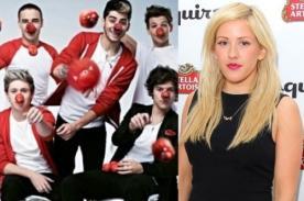 MTV VMA 2013: One Direction se sentará cerca de  Ellie Goulding - Fotos