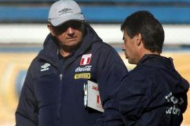 Selección peruana: Daniel Ahmed y Pablo Bengoechea en la mira de la FPF