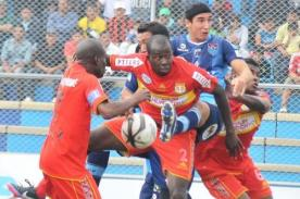 Descentralizado 2013: César Vallejo igualó 0-0 ante Sport Huancayo