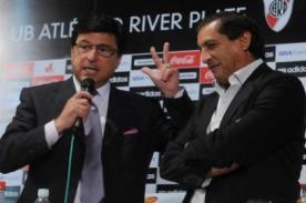 Fútbol argentino: Ramón Díaz renovó por 2 temporadas más por River Plate