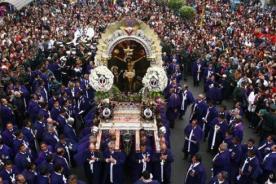 Señor de los Milagros: La historia de esta tradición