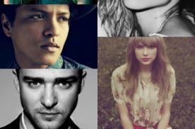 AMA 2013: Rihanna, Taylor Swift y Bruno Mars como Artistas del Año